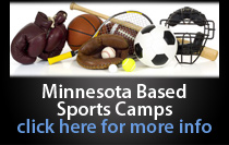 View Minnesota Based Sports Camps
